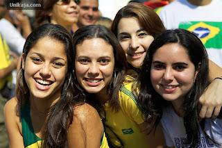wanita brazil