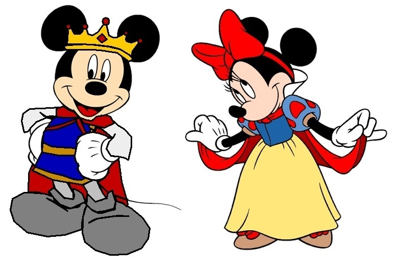 wallpaperew: Mickey Mouse & Minnie Disney Wallpapers
