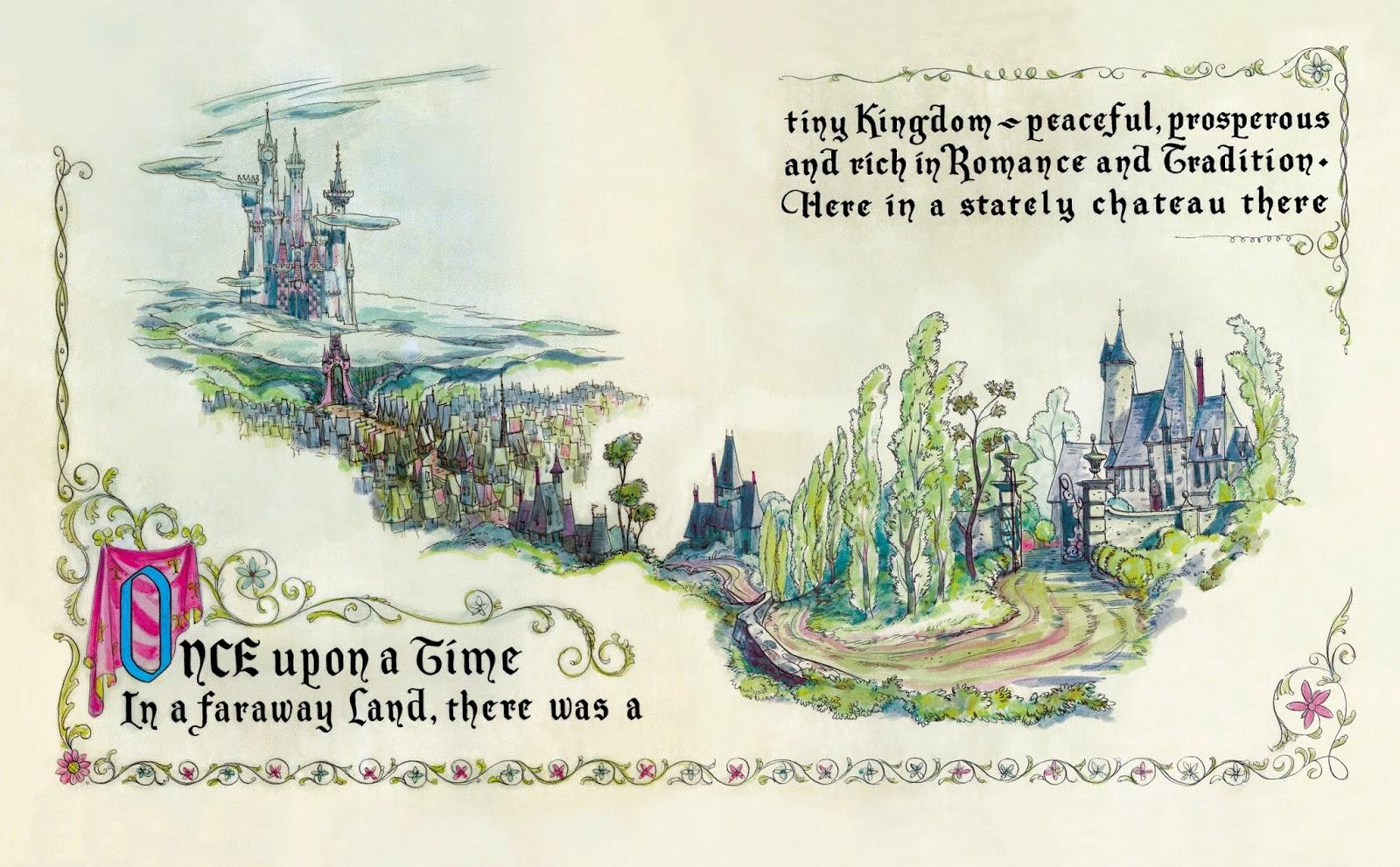 Cinderella's Background