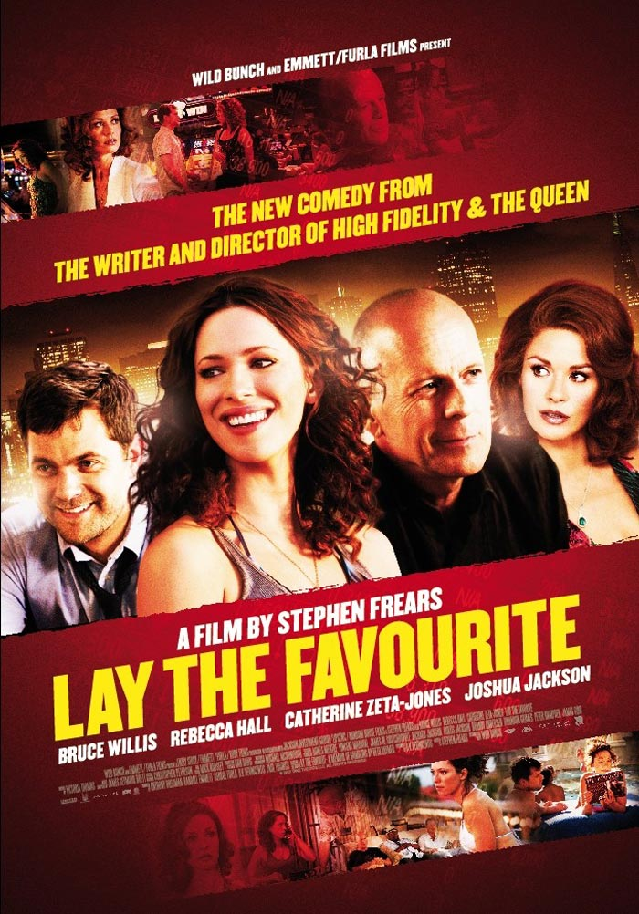 Lay the Favourite (2012) [Vose] pelicula online gratis