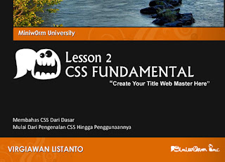 CSS Fundamental - Styling Language - Web Design