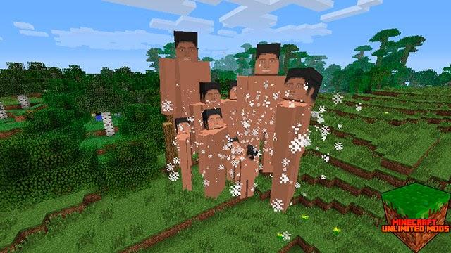 The Titan Mod gigantes