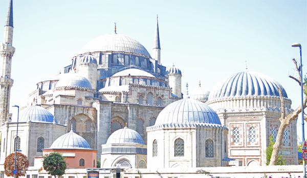 Istanbul September 2015