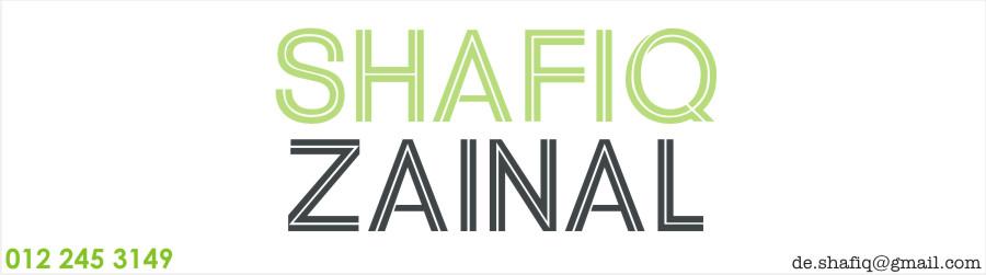 Shafiq Zainal