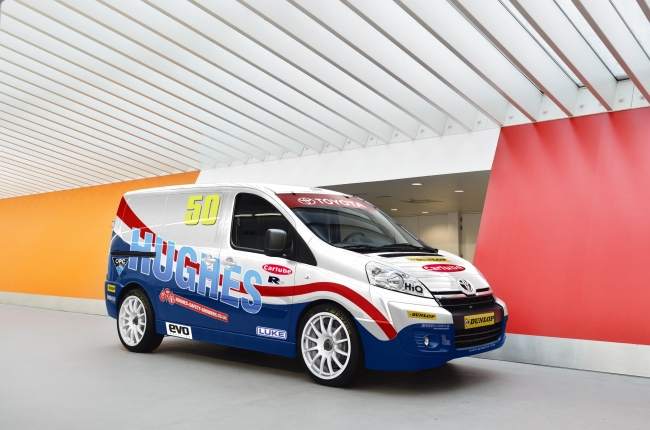 British Touring Van Championship