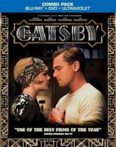 The Great Gatsby 2013 Bluray