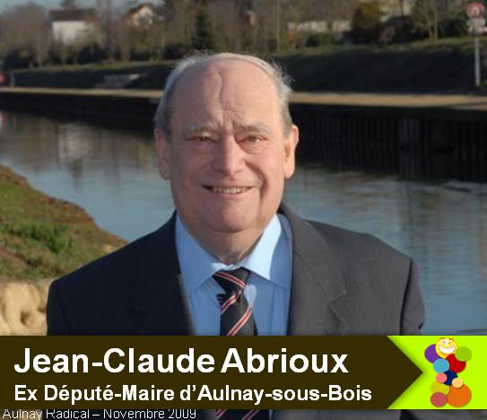 ALERTE INFO JeanClaude Abrioux est décédé  93600INFOSfr ~ Jean Claude Bois