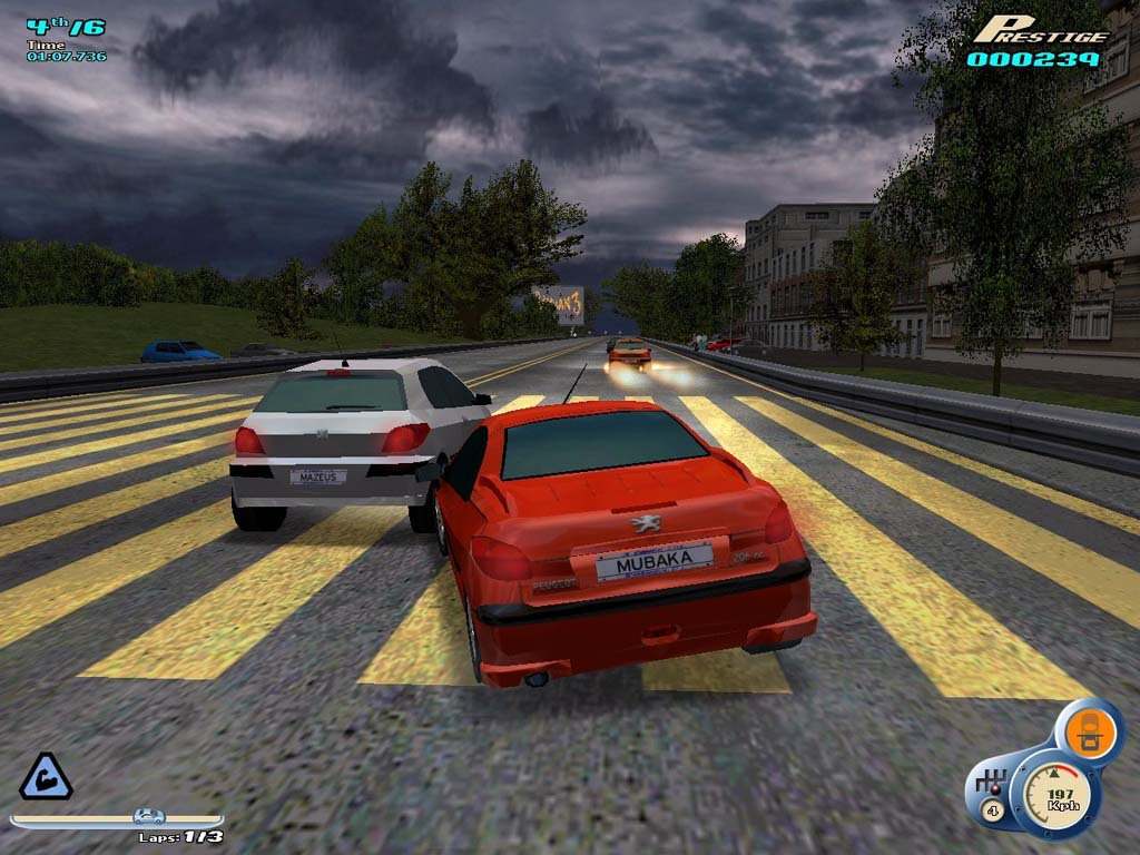 City racer free full version pc racing game download