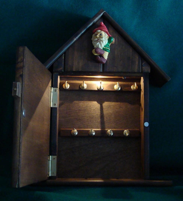 Artesanias miguel artesanias casita de madera para - La casita de madera ...