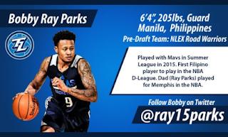 Bobby Ray Parks Jr.