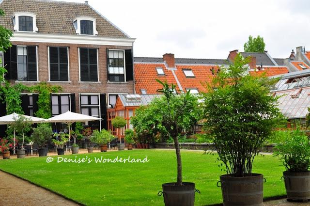 Museum Garden @ University Museum Utrecht