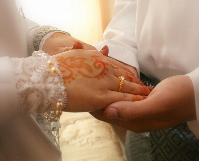 Cara pasangan berkahwin berdakwah melalui perkahwinan.