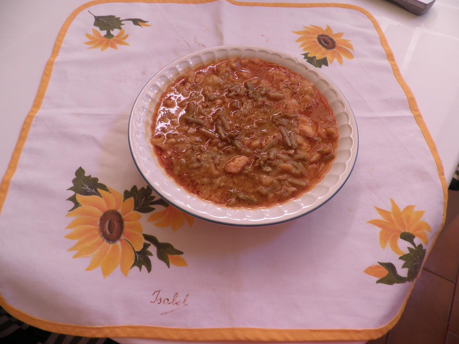 Gelves cocina sopa de esparragos trigueros for Cocina 5 ingredientes jamie