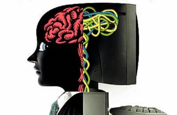 potenza cervello e computer