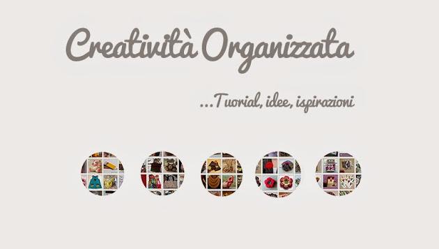 Le mie bomboniere sono su Creatività Organizzata