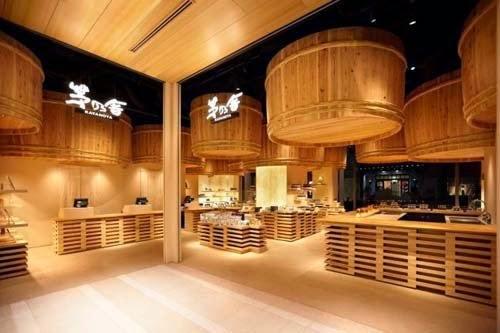 Kayanoya Store Interior Design By Kengo Kuma U0026 Associates