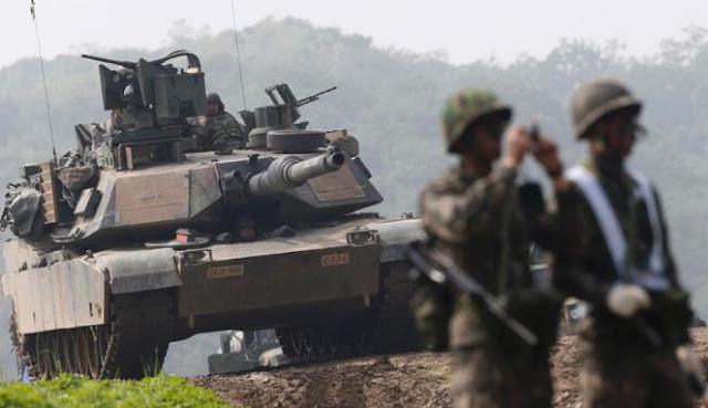Amerika Fokuskan Militernya di Kawasan Asia Pasifik