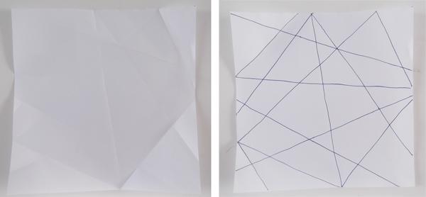 διπλώματα, χαρτί, πτύχωση, folding
