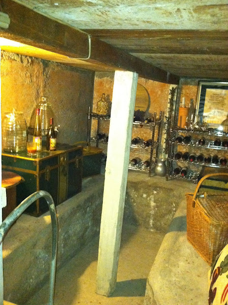 """Wine cellar ""AFTER:"""