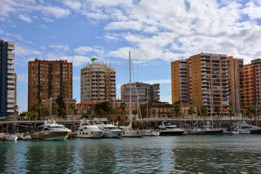 Port of Malaga Sailing