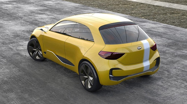 Kia CUB Concept at the Seoul Motor Show 2013