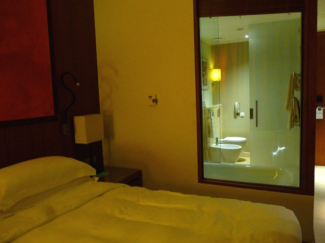 Rotana Yas Island Hotel Bathroom