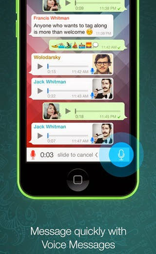 download whatsapp for iphone 2014