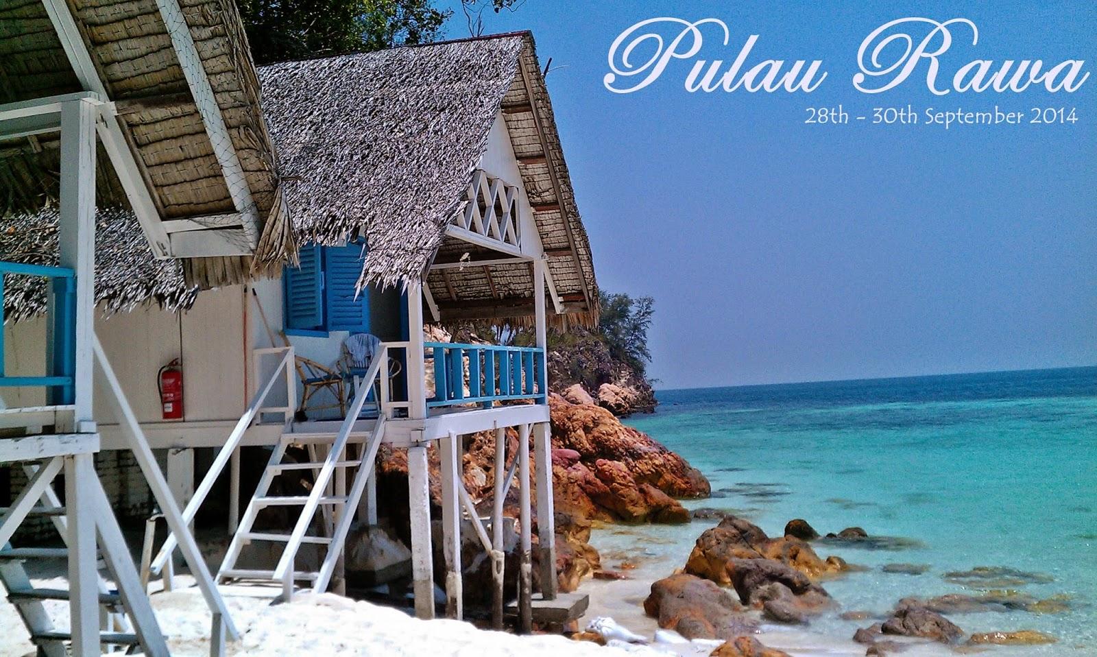 All About Pulau Rawa
