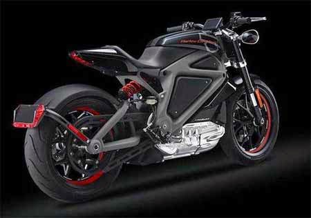 Motor Harley Davidson Terbaru