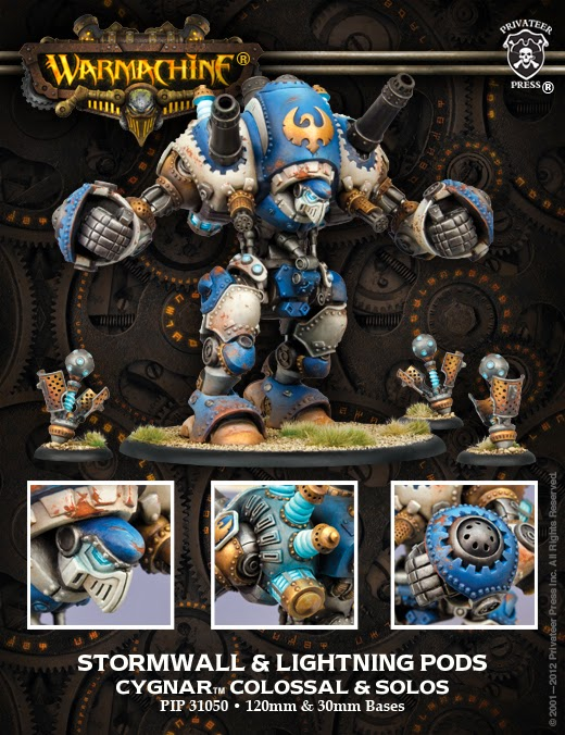 Stormwall de Privateer Press