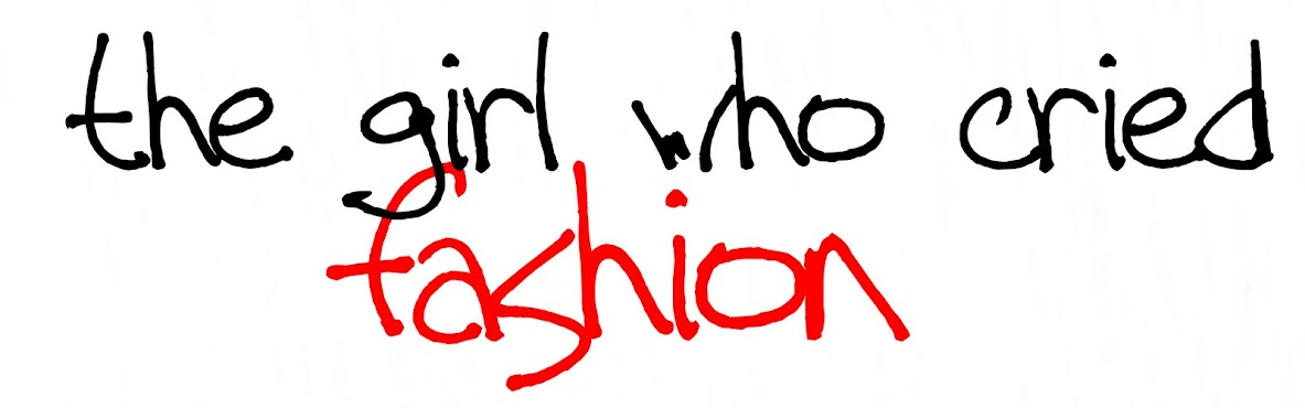 The Girl Who Cried Fashion