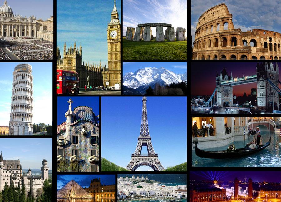 Vacaciones En Europa Octubre 2015