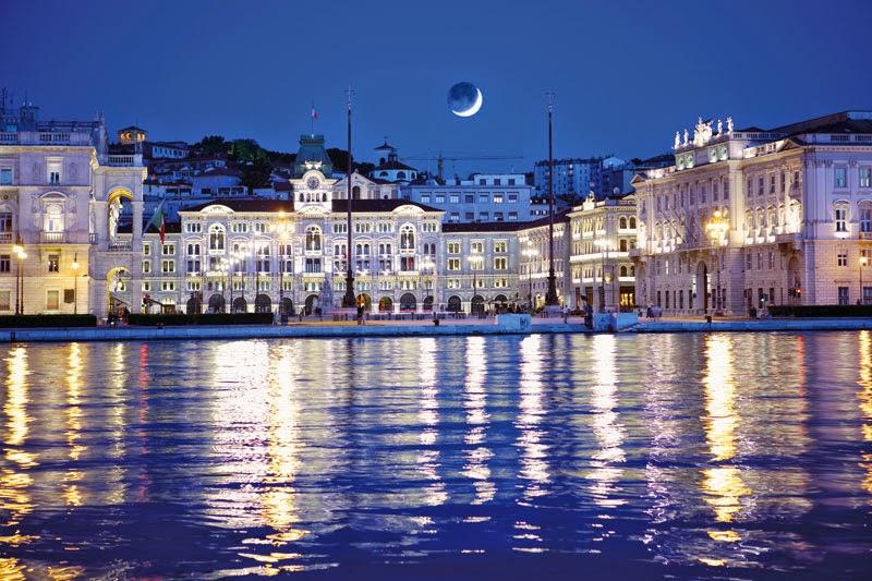 Hoa minh vao nhip song yen binh cua Trieste Y