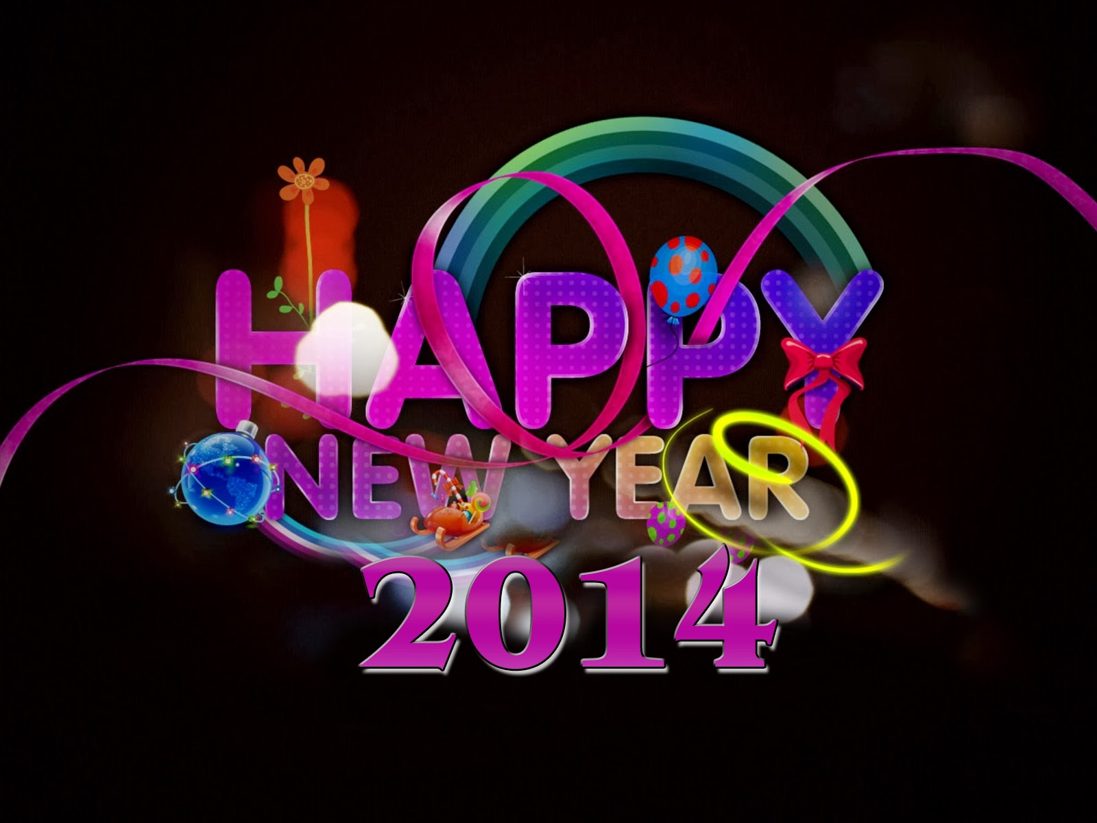 Collection of hd wallpaper life happy new year wallpapers happy new yea 2014 hd wallpaper free download voltagebd Image collections