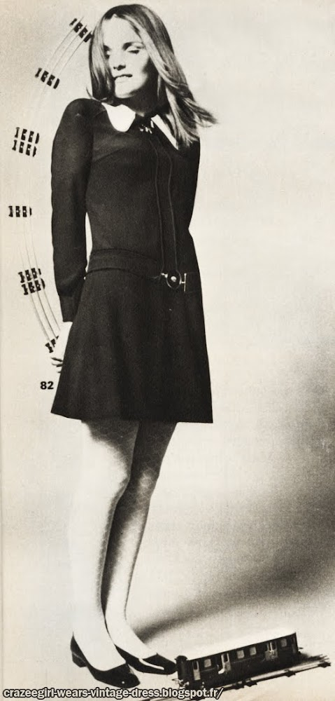 dress  1967 60s 1960
