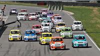 yerli otomobil yarışları izmirdeydi