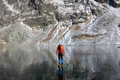 5 Fenomena Mengerikan Terjadi Akibat Cuaca Dingin Ekstrem