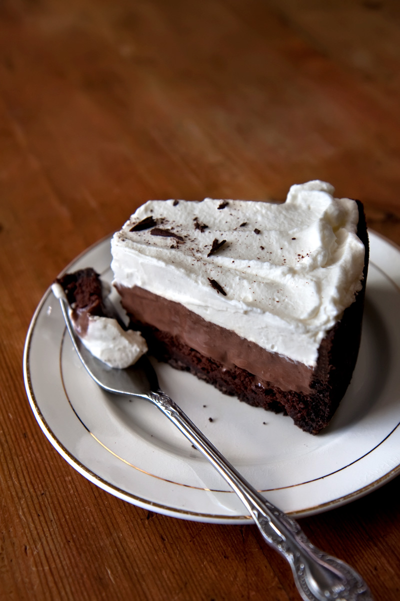 The Flour Sack: Mississippi Mud Pie