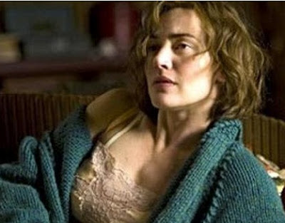 Rare Kate Winslet photo