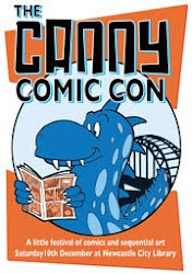 Canny Comic Con Newcastle