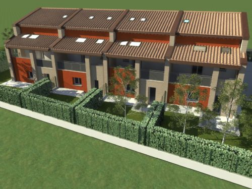 Aula di tecnica for Piani di progettazione di case a schiera