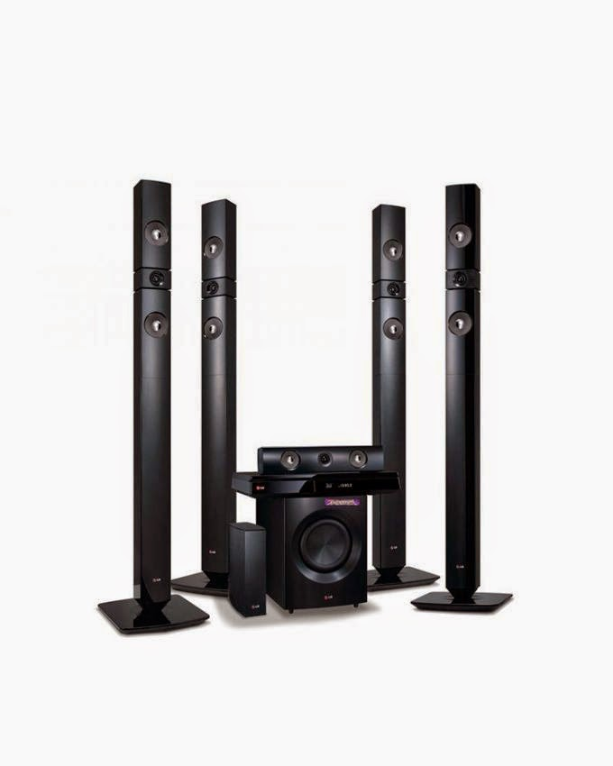 Sony Home Theater Price In Nigeria