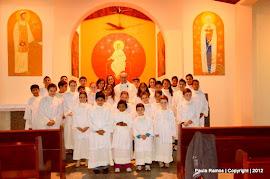 """Clique na foto abaixo e veja as fotos """"CORPUS CHRISTI"""" 2012:"""