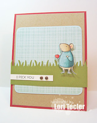 I Pick You card-designed by Lori Tecler/Inking Aloud-stamps from My Favorite Things