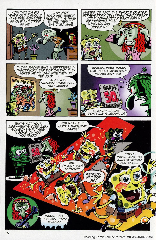 read comic spongebob comics spongebob comics 050 2015 u2026 view