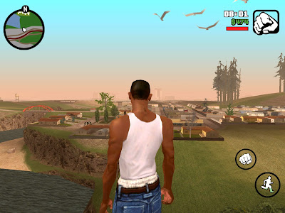 GTA San Andreas Mod APk Download