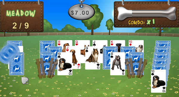 Fashion Solitaire GameHouse 37