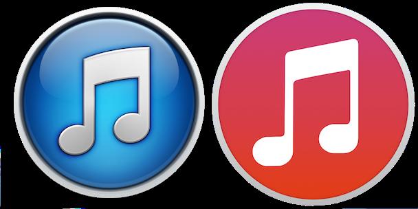 iTunes 11 vs iTunes 12