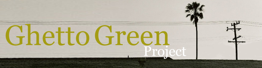 Ghetto Green Project