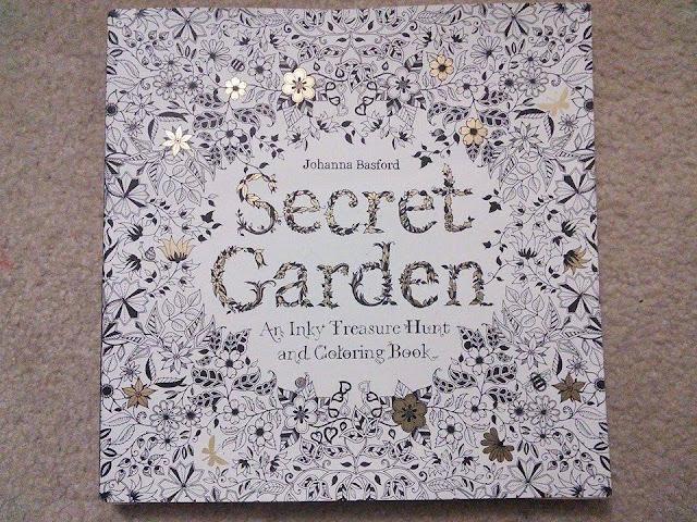 Mua Sach Ngoai Van Online To Mau Secret Garden Coloring Book